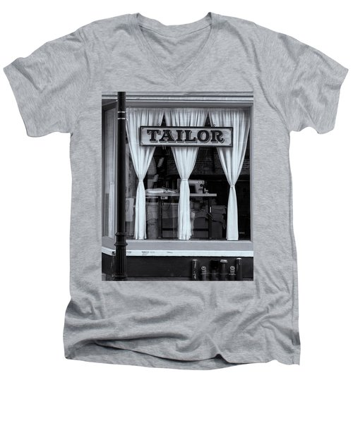 Bellows Falls Tailor Men's V-Neck T-Shirt