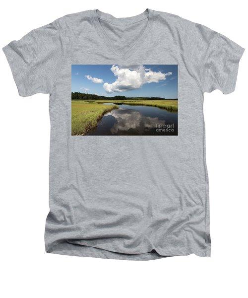 Bells Neck Road 2 Men's V-Neck T-Shirt