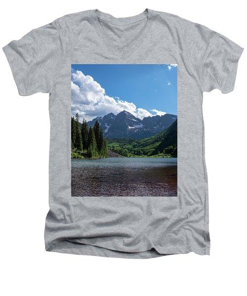 Beneath The Bells Men's V-Neck T-Shirt