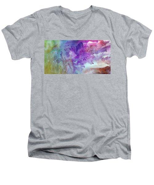 Beneath The Surface Men's V-Neck T-Shirt