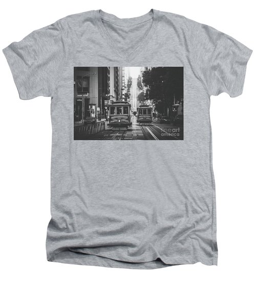 Best Of San Francisco Men's V-Neck T-Shirt
