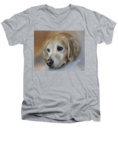 Better Days Ahead Men's V-Neck T-Shirt
