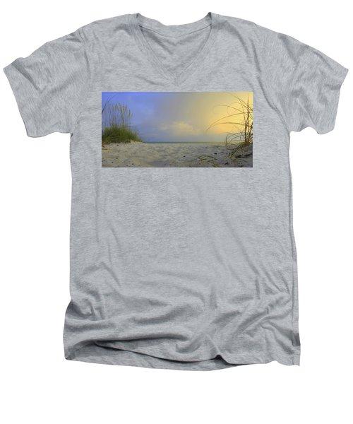 Betwen The Grass Men's V-Neck T-Shirt