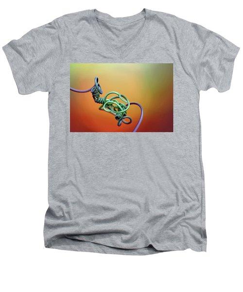 Bewildering Men's V-Neck T-Shirt