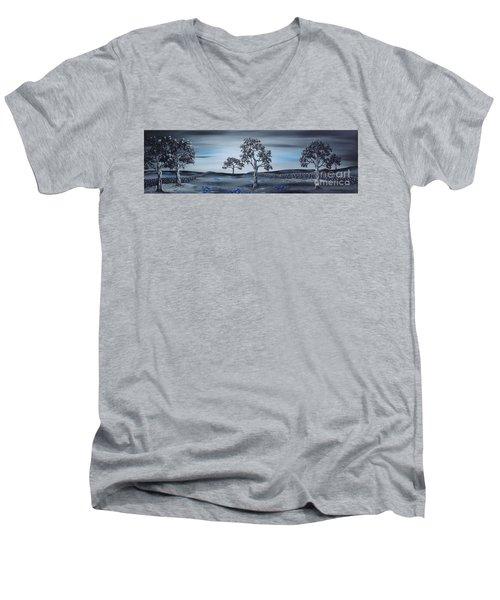 Big Country Men's V-Neck T-Shirt