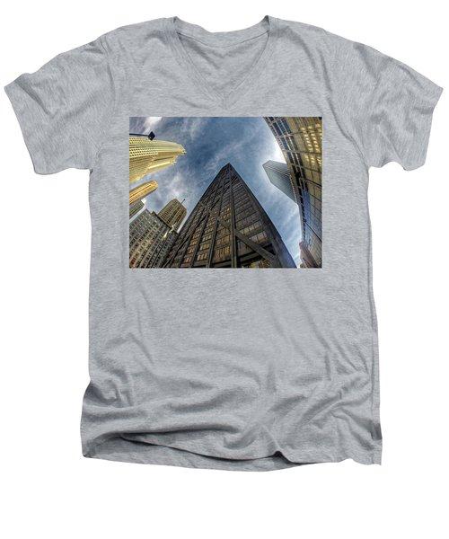 Big John Men's V-Neck T-Shirt