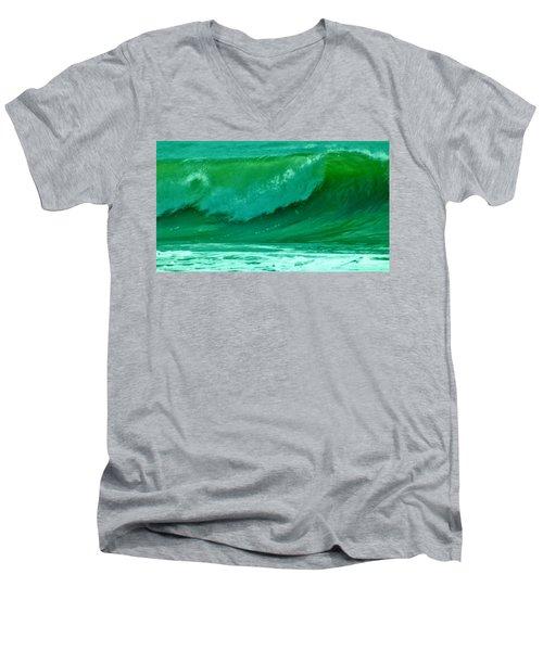 Big Surf 2 Men's V-Neck T-Shirt