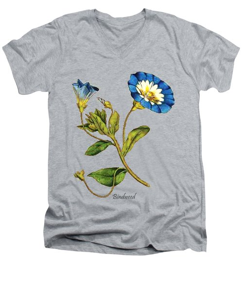 Bindweed Men's V-Neck T-Shirt