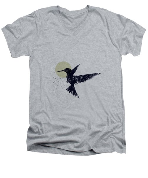 Bird X Men's V-Neck T-Shirt