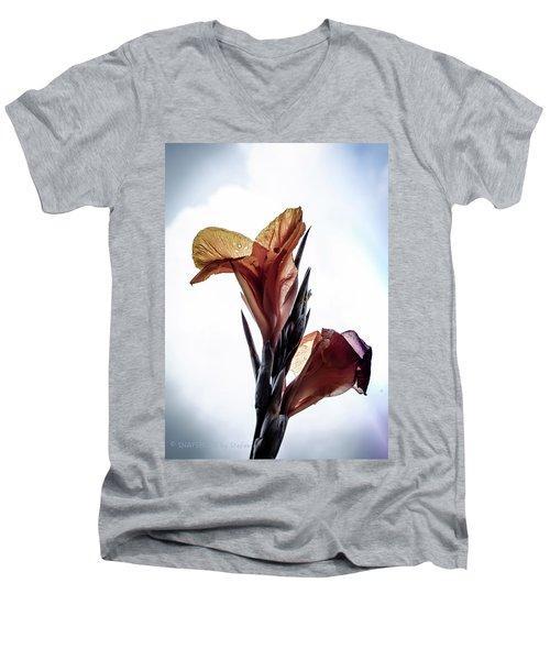 Birds Of Paradise Men's V-Neck T-Shirt