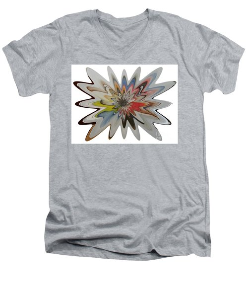Birth Of A Star Men's V-Neck T-Shirt