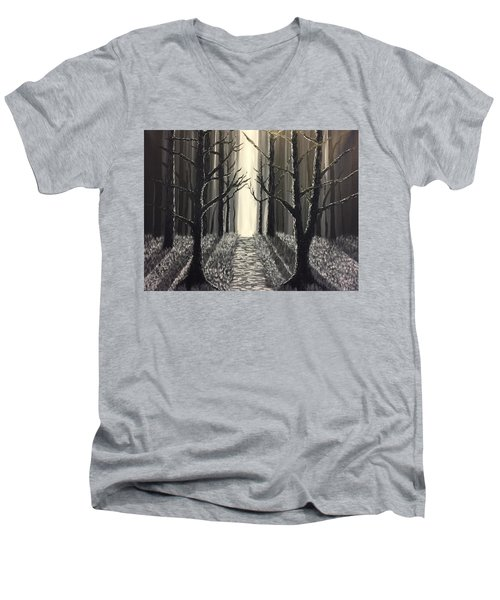 Black Forest  Men's V-Neck T-Shirt