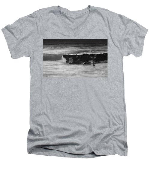 Black Rock Men's V-Neck T-Shirt