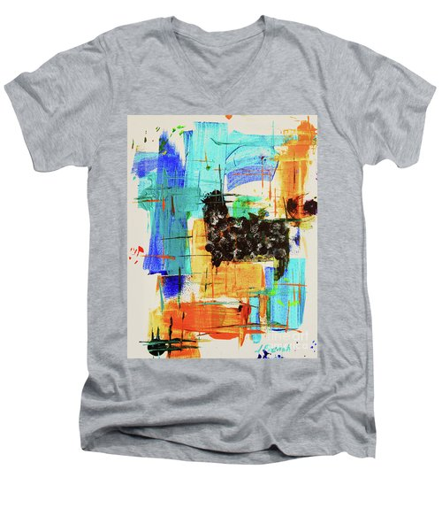 Black Sheep Men's V-Neck T-Shirt