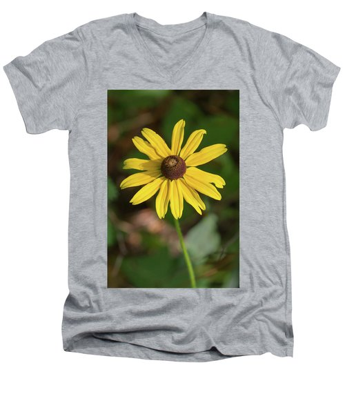 Blackeyed Susan Men's V-Neck T-Shirt