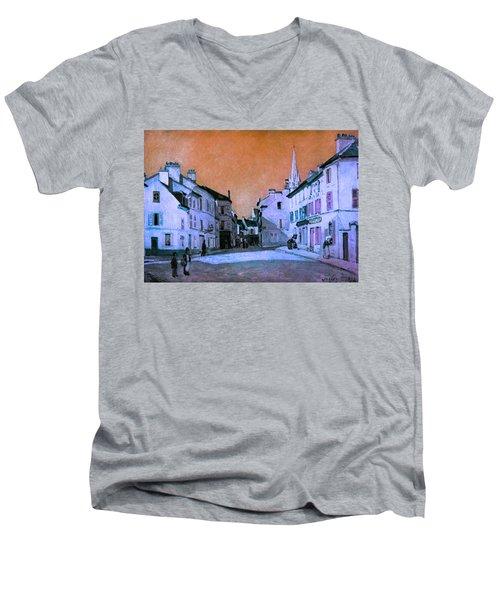 Blend 15 Sisley Men's V-Neck T-Shirt