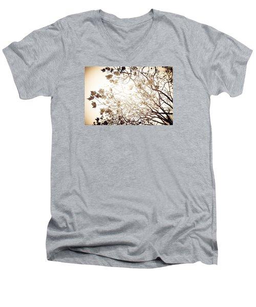 Blinding Sun Men's V-Neck T-Shirt
