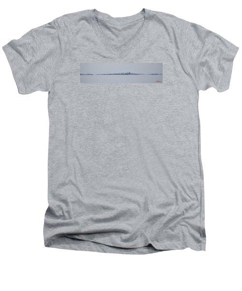 Blizzard 2011 Men's V-Neck T-Shirt