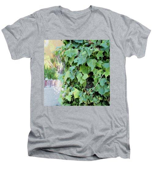 Block Of Ivy Men's V-Neck T-Shirt