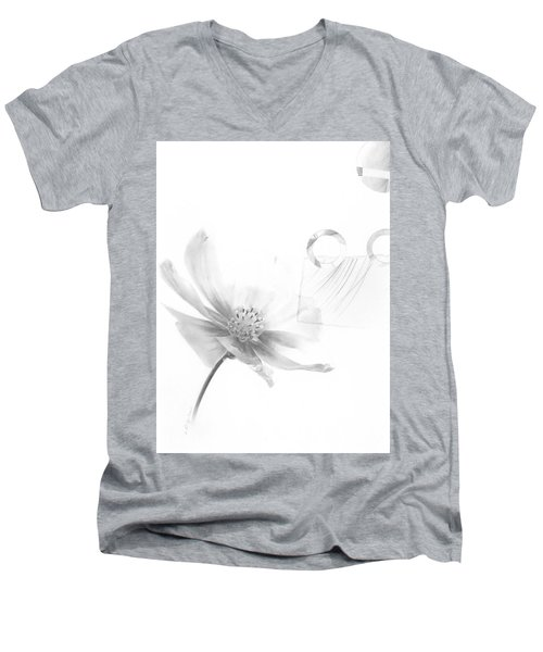 Bloom No. 6 Men's V-Neck T-Shirt