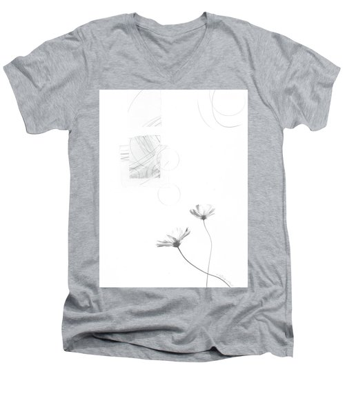 Bloom No. 9 Men's V-Neck T-Shirt
