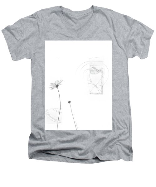 Bloom No. 10 Men's V-Neck T-Shirt
