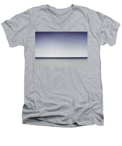 Blue Horizon Men's V-Neck T-Shirt