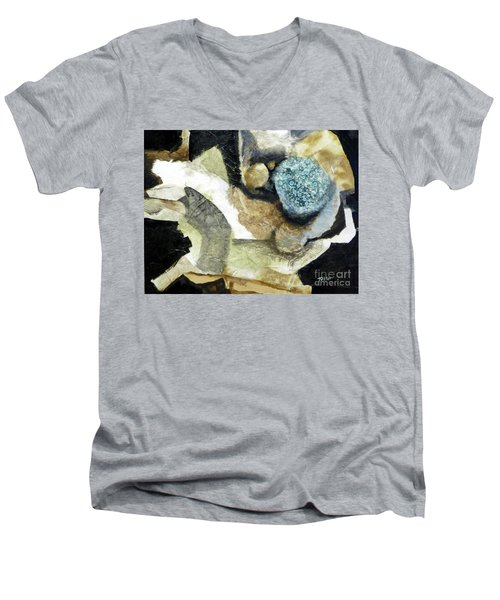 Blue Nest Men's V-Neck T-Shirt