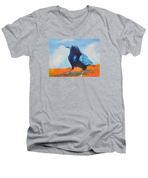 Blue Raven Men's V-Neck T-Shirt