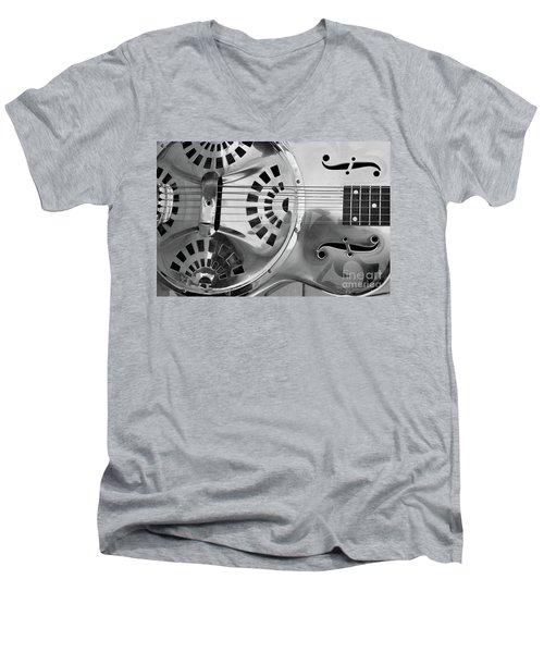 Blues Ala Carte Men's V-Neck T-Shirt
