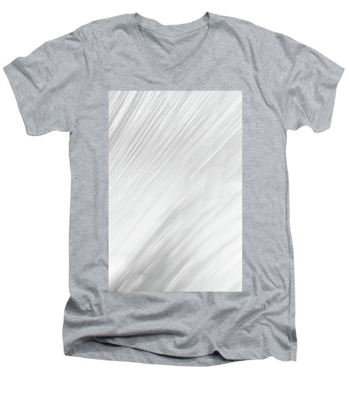 Blurred #4 Men's V-Neck T-Shirt