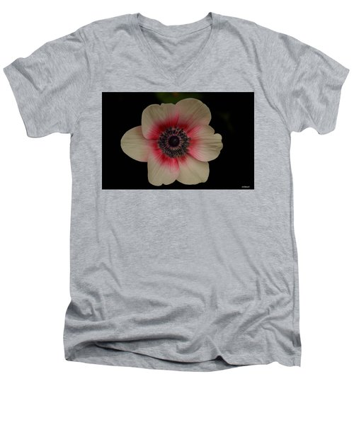 Blushing  Men's V-Neck T-Shirt