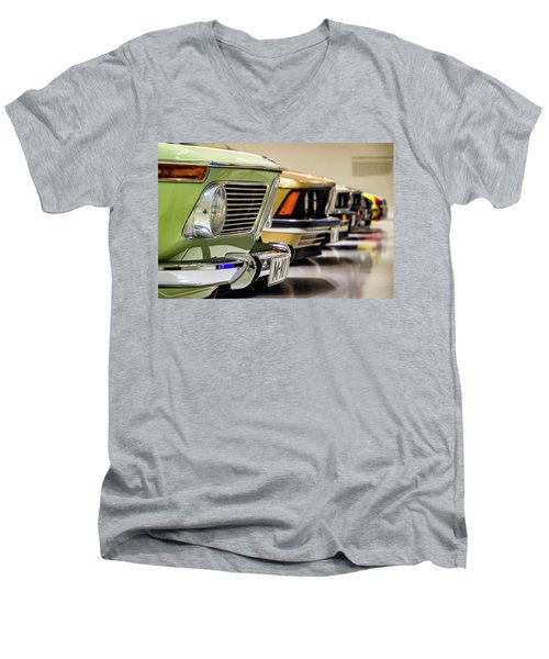 Bmw Evolution Men's V-Neck T-Shirt