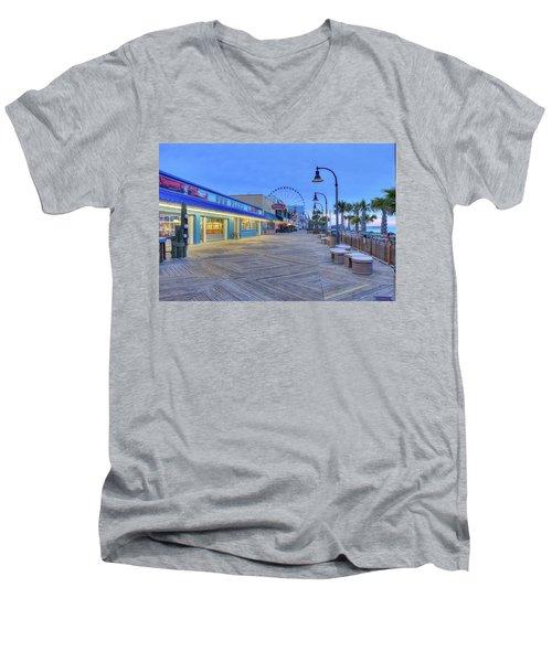 Boardwalk Men's V-Neck T-Shirt
