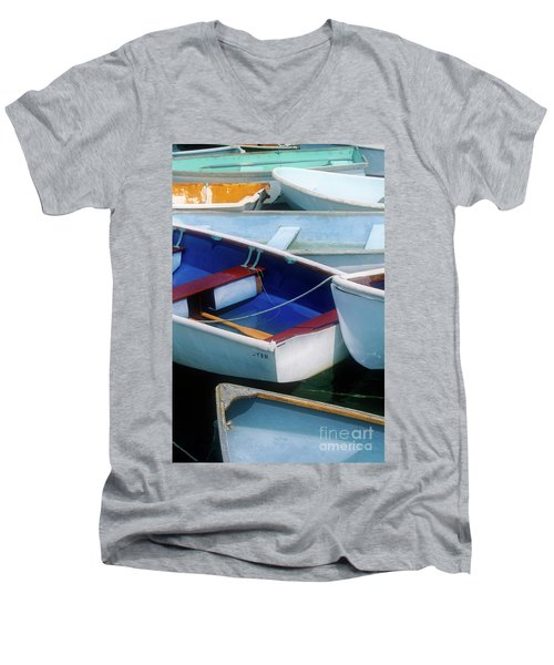 Boat Lot Men's V-Neck T-Shirt
