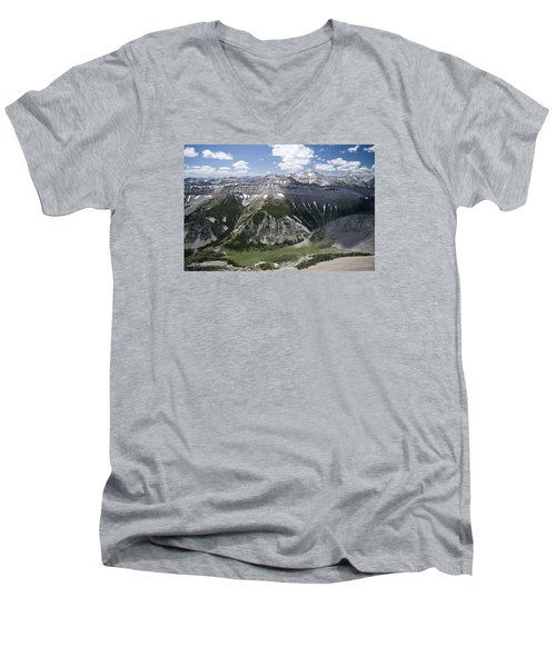 Bob Marshall Wilderness 2 Men's V-Neck T-Shirt