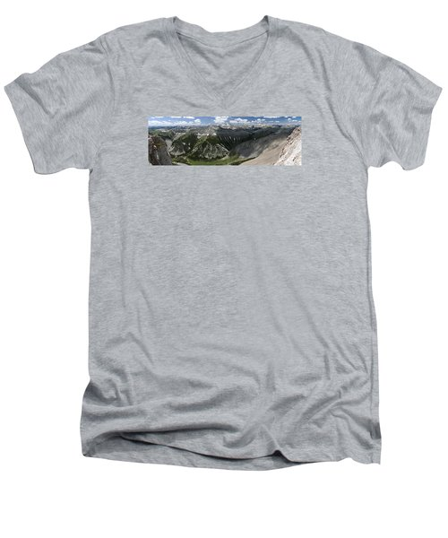 Bob Marshall Wilderness Men's V-Neck T-Shirt
