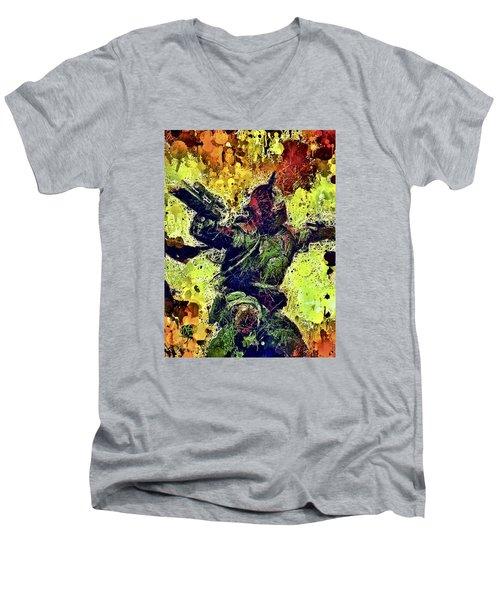 Boba Fett Men's V-Neck T-Shirt