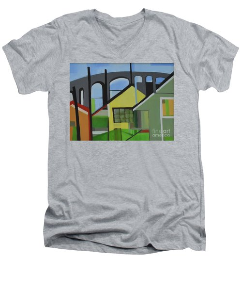 Bogota 80 Men's V-Neck T-Shirt