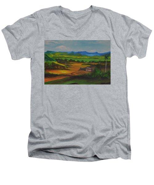 Bohio Men's V-Neck T-Shirt