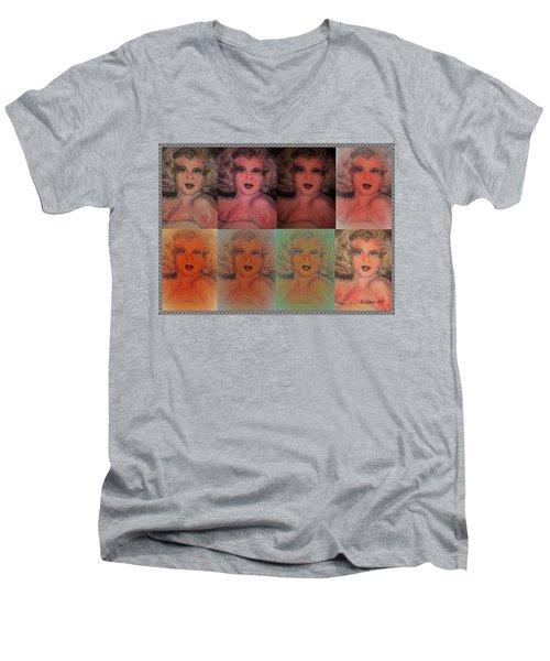 Bombshell Men's V-Neck T-Shirt