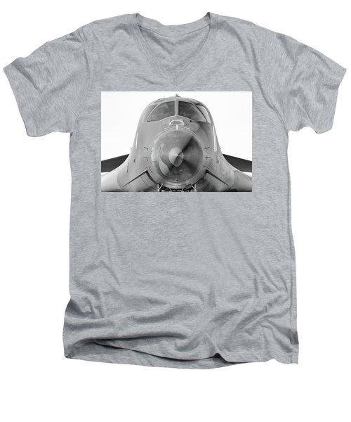 Bone Tired Men's V-Neck T-Shirt