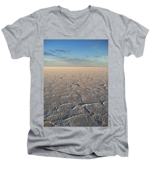 Bonneville Horizon Men's V-Neck T-Shirt