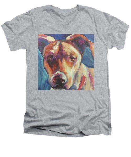 Boobis Men's V-Neck T-Shirt
