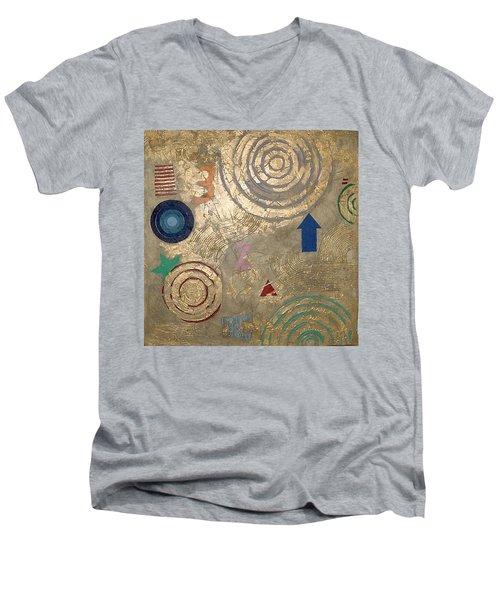 Boogie 3 Men's V-Neck T-Shirt