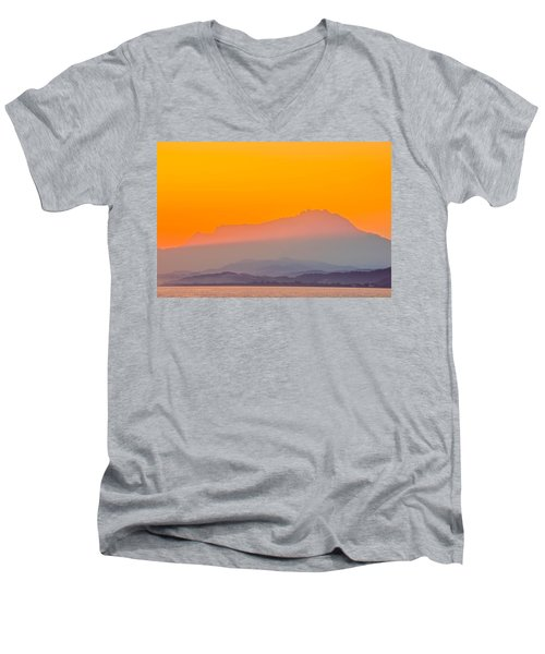Borneo Men's V-Neck T-Shirt