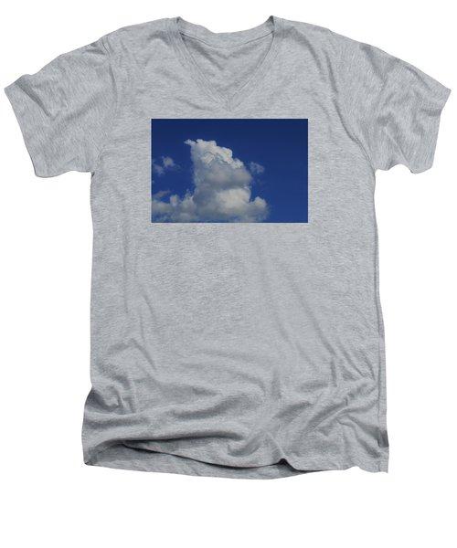 Boss Troll Men's V-Neck T-Shirt by James McAdams