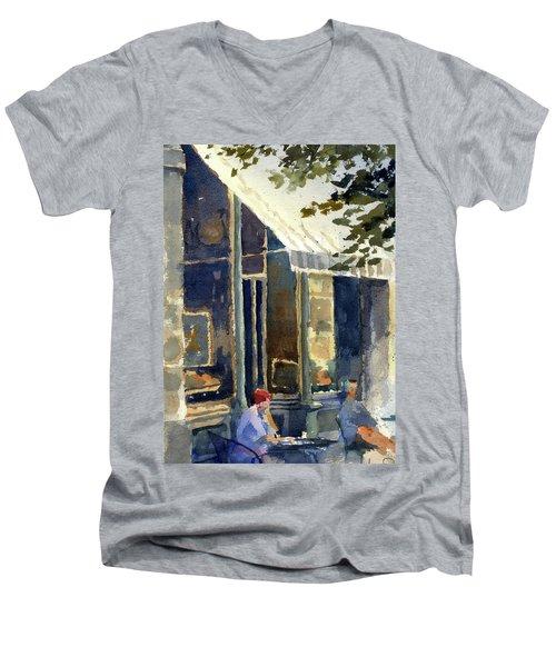 Boulangerie Du Monde, Cedarburg Men's V-Neck T-Shirt