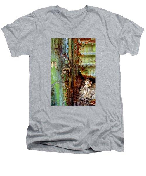 Boxcar 1 Men's V-Neck T-Shirt