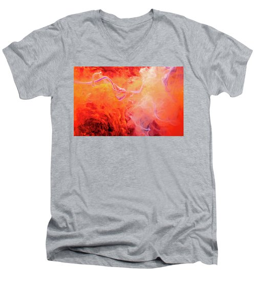 Brainstorm - Fine Art Photography Men's V-Neck T-Shirt